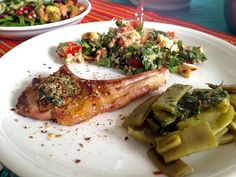 Die fabelhafte Welt der Franca Tütü:  eat  Amaranth.Lamm