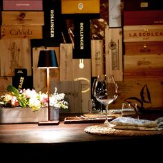Aperitivo in Cantina Cantine del Gavi Restaurant, Candles, Home, Canteen, Diner Restaurant, Ad Home, Candy, Homes, Restaurants