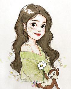 Without Art ! Kpop Drawings, Girly Drawings, Art Drawings Sketches, Art And Illustration, Illustrations, Korean Illustration, Arte Do Kawaii, Kawaii Art, Cute Art Styles