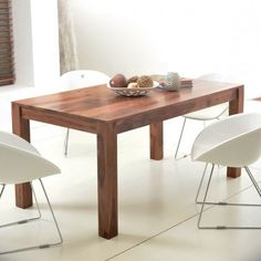 Mezzo Sheesham Table 160x90 £349