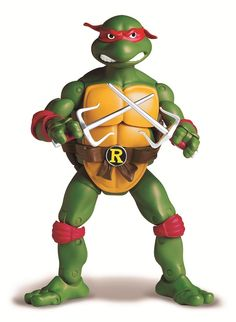 Playmates toys will be releasing a new line of Teenage Mutant Ninja Turtle figures as part of the Classic 6″ scale Turtle collection.
