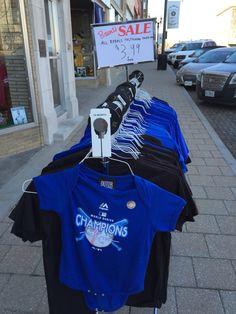 All Royals Postseason Shirts are $3.99 each!  #brantsclothing