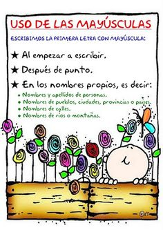 LEARNING IS FUN!: CARTELES DE REGLAS DE ORTOGRAFÍA