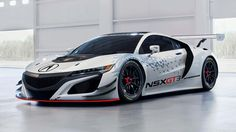 2017 Acura NSX GT3 Pictures Images HD Wallpaper
