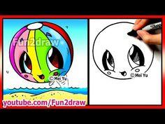 Fun to draw Strandbal