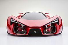 Ferrari F80. Awesome!