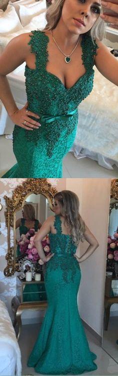 Mermaid Beading Prom Dress,Long Prom Dresses,Prom Dresses,Evening Dress, Prom Gowns, Formal Women Dress,prom dress