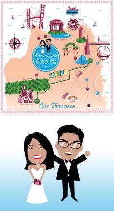 San Francisco Wedding <3