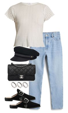 """""""Untitled #5234"""" by theeuropeancloset on Polyvore featuring Stuart Weitzman, Eve Denim, Lola, Chanel and ASOS"""