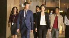 ABC's Whiskey Cavalier makes having fun its first priority, and that results in a charming new series staring Scott Foley and Lauren Cohan. Scott Foley, Lauren Cohan, Ana Ortiz, Devious Maids, Grey's Anatomy, New Series To Watch, Spy Shows, Tyler James, Series Premiere