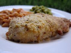 Easy Garlic Parmesan Chicken | Plain Chicken