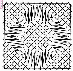 El encaje DE FRANCHEVILLE: CARTÓN OFERTARSE Bobbin Lace Patterns, Lacemaking, Lace Heart, Lace Jewelry, Needle Lace, Lace Detail, Dominique, Quilts, Stitch