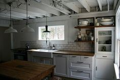 pinterest basement ceiling ideas with exposed joists | Exposed ceiling