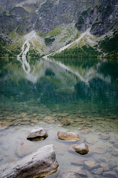 We plan to visit Morskie Oko in Zakopane too! #Poland