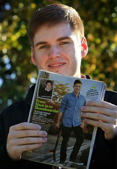 TSFL success story Tyler Synan featured in his hometown news sharing his People magazine story. Tyler lost 165 lbs!    I can help you too! www.treatyourselftohealth.tsfl.com