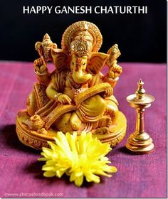 Wishing u all a very happy Ganesh chaturthi celebration :) Please click on the picture to see the collection of Ganesh chaturthi recipes !