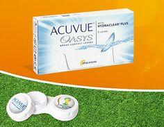 Gratis Fußball-WM Produkte Acuvue Kontaktlinsen Lensspirit