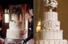 A DOWNTON ABBEY INSPIRED WEDDING