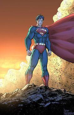 #Superboy por Jim Lee