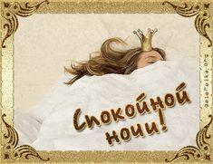 живые открытки спокойной ночи - Поиск в Google