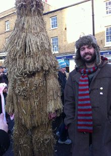 Wassailing and other weird folk rituals | Tom Cox, The Guardian
