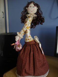Boneca Luciana...rs! | Flickr – Compartilhamento de fotos! solo modelo.