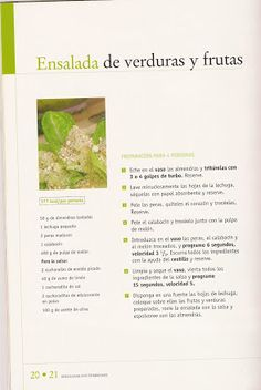 Foto: Make It Simple, Vegetable Salads, Get Skinny, Pictures, Computer File, Libros, Journals, Diet