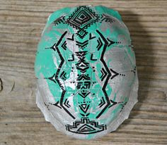 316b04d565 Hand painted turtle shell by Zzzugunruhe on Etsy Turtle Painting