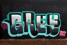 Can You Read Peter Preffington's Overlaid Word Graffiti?