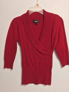 Women's Merona Green Cowl Neck Long Sleeve Knit Sweater Size S ...