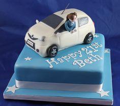 Cars are a popular cake design Handmade Chocolates, Novelty Cakes, Christening, Wedding Cakes, Birthdays, Workshop, Anniversary, Popular, Cars