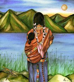 ''Yo soy tu hermana, tu madre, tu teta, tu viaje'' Un alegato a las mamás solas