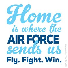 Home Is Air Force