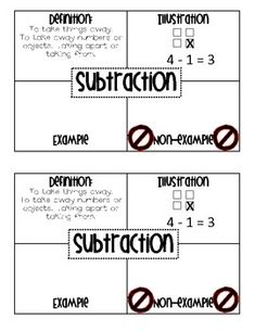 math worksheet : 1000 images about math vocabulary strategies on pinterest  math  : Math Vocabulary Worksheets