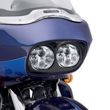 Daymaker LED Headlamp - Road Glide® | Genuine Motor Accessories | Harley-Davidson USA