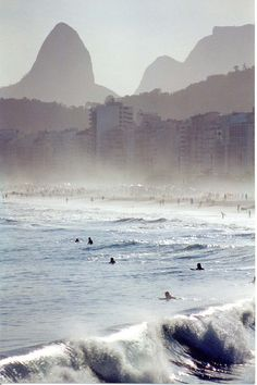 Rio, I want to live there.