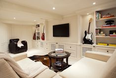 Guitar Room Design Ideas, Pictures, Remodel, and Decor - page 2