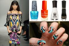 Awesome Nail Art To Try!