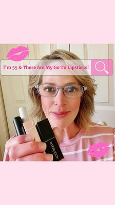 Sharing my favorite Lipsticks for dry, chapped or aging lips. Be sure to follow me here and on Instagram for more ageless beauty tips! #lipstick #makeup #makeuplover #lips #over50 #over40 Beauty Tips, Beauty Hacks, Makeup Over 40, Ageless Beauty, Lipsticks, Best Makeup Products, Makeup Looks, Instagram, Beauty Tricks