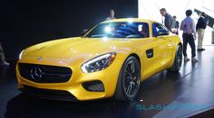 #Mercedes #AMG GT S at the 2014 LA #AutoShow http://www.benzinsider.com/2014/11/mercedes-amg-gt-s-hits-the-la-auto-show/