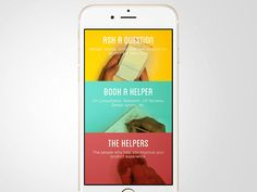 UX Help - Home Screen by Mohamed Imran
