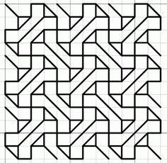 free blackwork fill pattern