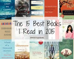 As of writing this, I read 80 books in 2015. I am SO pleased with this goal, as my original one was 25, which I upped to 50, then 75. Seeing as I barely managed to get to 25 books in the last… four? years, that's pretty awesome! My library card deserves all the credit …