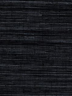 black seagrass wallpaper - texturally interesting. Could be a great feature wall at the end of the lounge.