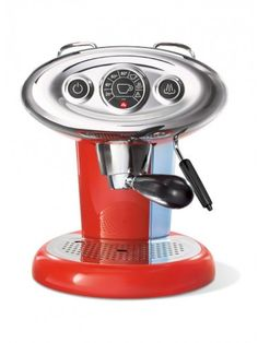 Francis Francis for Illy X7.1 Coffee Machine, Red