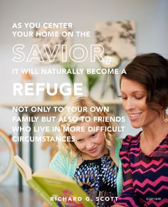 A place to reset, regroup, and reenergize: The power of creating a Christ-centered home.