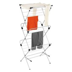 Honey-can-do 3-tier Mesh Top Drying Rack
