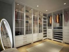 modern Dressing room by yücel partners