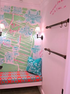The Breakers - New Lilly Pulitzer store love the wallpaper #Repin By:Pinterest++ for iPad#