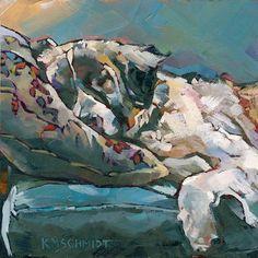 KMSchmidt Dog Paintings